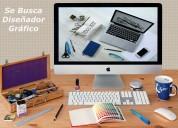Buscamos diseñadores gráficos web etc Caracas