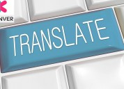 Traductor ingles / español