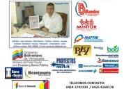 AsesorÍa profesional para proyectos de inversion