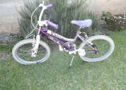 Bicicleta marca benotto rin 20.
