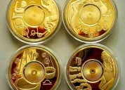Compro morocotas llame whatsap 04149085101
