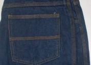 Somos fabricantes de jeans para caballeros