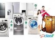 Servicio técnico y lavadoras mabe whirlpool lg