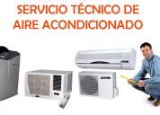 Reparacion instalacion y mant aire acondicionado
