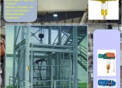 Montaplatos & elevadores de carga  ruocco load el