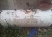 Bombona de gas industrial