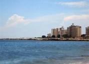 Alquilo apartamento amoblado en playa los corales
