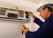Reparacion mantenimiento aires acondicionados lg