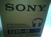 Audifonos marca sony