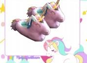 Pantuflas unicornio resistentes