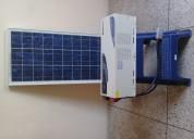 Paneles solares 85watios
