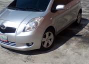 Vendo mi carro toyota yaris ful equipo aÑo 2007