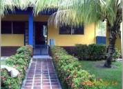Vendo hermosa casa en higuerote