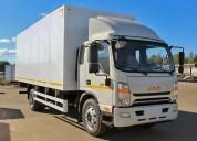 Ofrezco camiones marca jac diesel 0km de 3 5 y 7 toneladas guarico en guárico