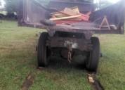 Vendo camion volteo para repuesto guacara