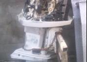 Motor fuera de borda jonhson 175 hp pata corta y casco de 21 pie ciudad guayana