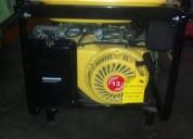 Generador electrico solpower 6 nueva aragua