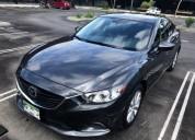 Mazda 6 automatica 2 5l 2015 con seguro incluido heres