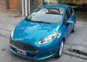 Ford fiesta sedan titanium 1 8 bajo sistema de financiamiento maracay