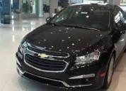 Chevrolet cruze bajo financimiento vargas