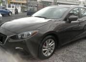 Mazda sedan 3 asegurado maracay