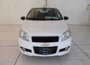 Chevrolet aveo lt 2015 bajo sistema de financiamiento lara