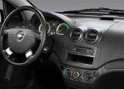 Chevrolet aveo lt 2015 1 6 seguro incluido sistema de credito maracay