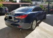 Mazda 6 automatico 2 5l nuevo bajo financiamiento 2015 maracay