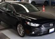 Mazda 6 automatico bajo financiamiento automatico maracay