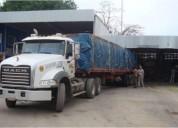 Traslados en gandolas y camiones de cargas pesadas y livianas caracas