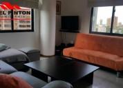 Apartamento en alquiler en bella vista amoblado 2 habitaciones maracaibo