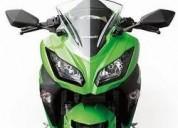 Moto kawasaki ninja 4 cilindro 2015 maracay