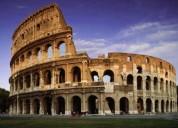 viaje de placer coliseo y hotel italia palace caracas