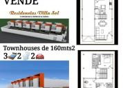 En venta townhouse en res villa sol plan de pago hasta 1 ano e ciudad ojeda