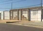 Casa en venta calle dabajuro puerta maraven punto fijo falcon