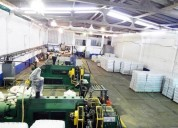 empresas productora de envases plastico 3000 m2 en zona industr valencia