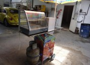 Frito tequeno moviles desalmable equipado maracay