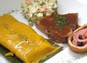 Catering buffet gourmet eventos vanithy valencia