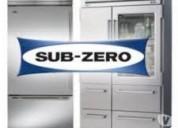 Sub zero reparacion y manteniiento a domiclio caracas