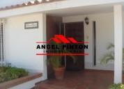 Casa en alquiler en el rosal en maracaibo maracaibo