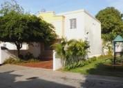 Solo para empresas bonita casa en villa cerrada semiamoblada maracaibo