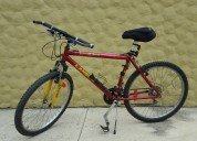 bicicleta impecable rin 26