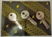 Molde de llave (derecha).  tipo cisa.