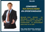 Como convertir tus dificultades en oportunidades