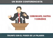 Taller como llegar a ser un buen conferencista