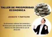 Taller de prosperidad economica