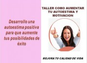 TALLER DE RELACIONES HUMANAS A NIVEL CORPORATIVO