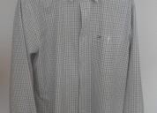 Vendo camisa manga larga marca ocean drive talla m