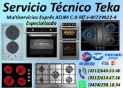 Servicio tecnico teka