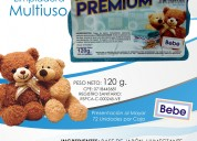 JabÓn multiuso premium  aroma bebe 120 g.